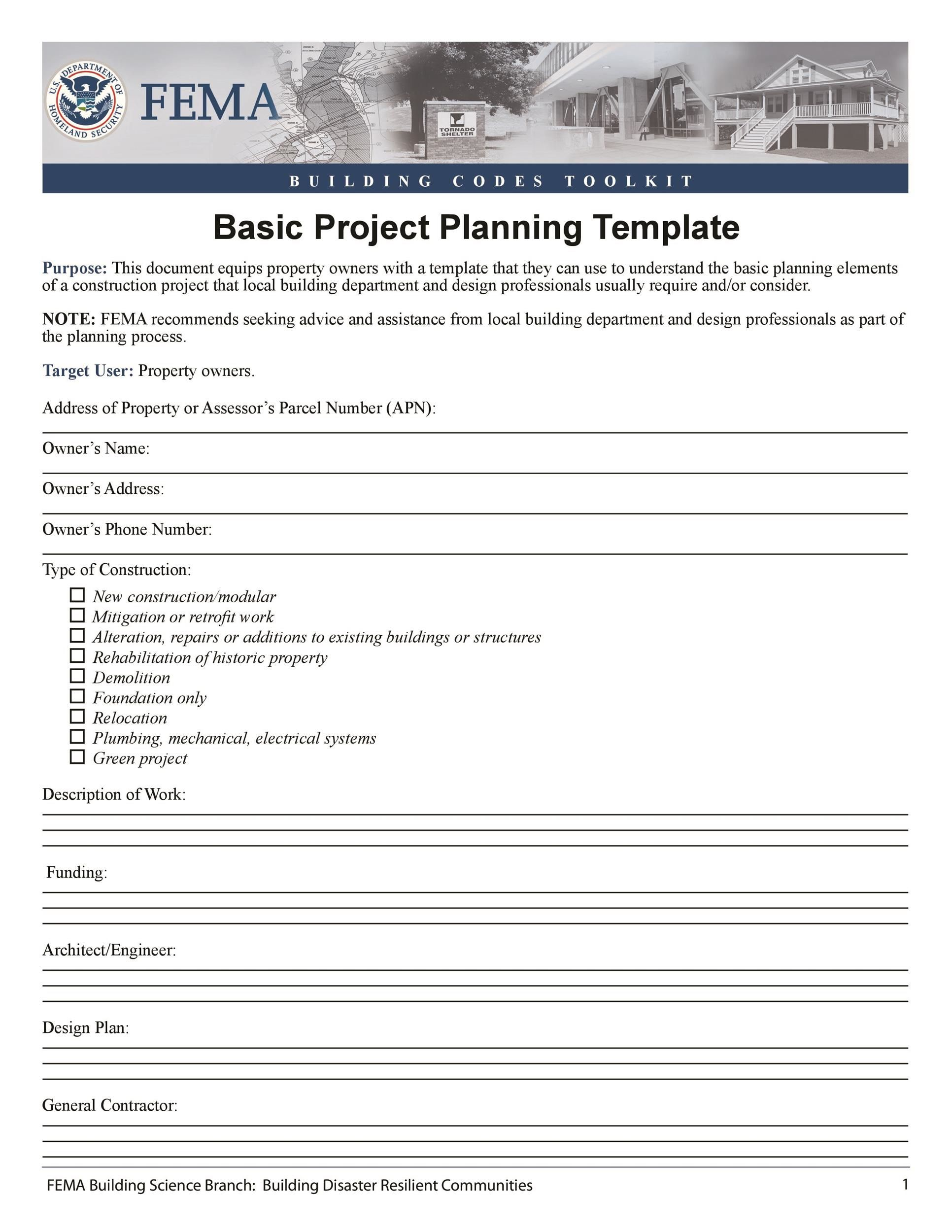 007 Marvelou M Word Project Plan Template Sample  Management MicrosoftFull