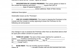 007 Marvelou Office Lease Agreement Template High Resolution  Free Property Word