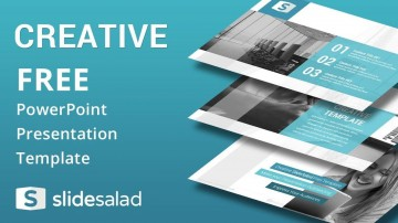 007 Marvelou Product Presentation Ppt Template Free Download Design 360