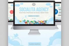 007 Marvelou Social Media Proposal Template Ppt High Definition