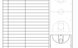007 Outstanding Basketball Practice Plan Template Photo  Doc Pdf Free Printable