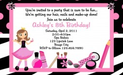 007 Outstanding Birthday Invitation Wording Example Picture  Examples Party Invite Brunch Idea