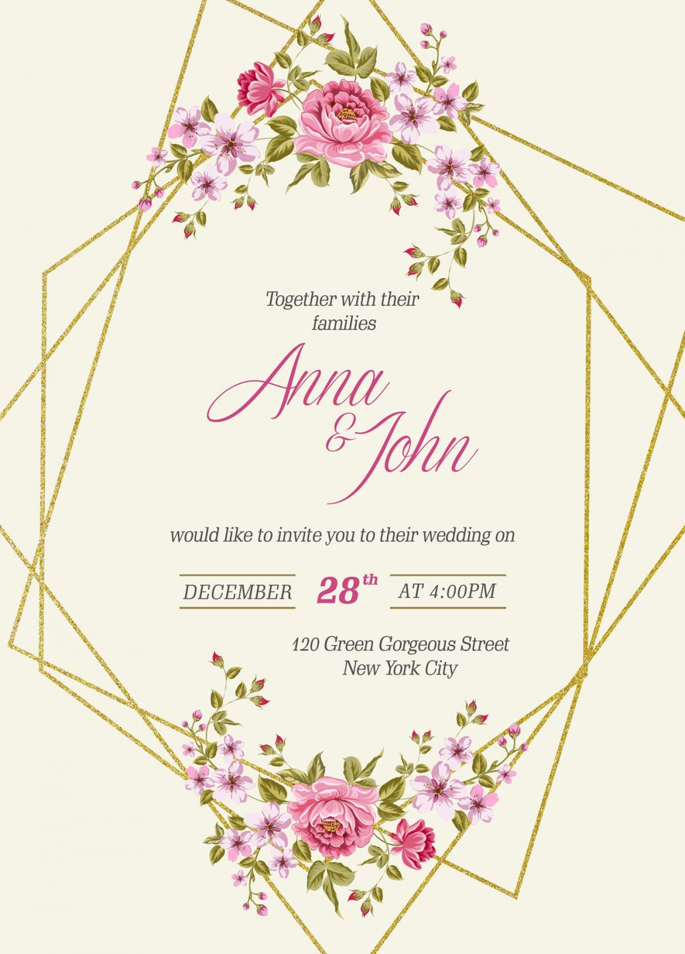 007 Outstanding Free Download Invitation Card Template Psd Image  Indian Wedding Birthday1400