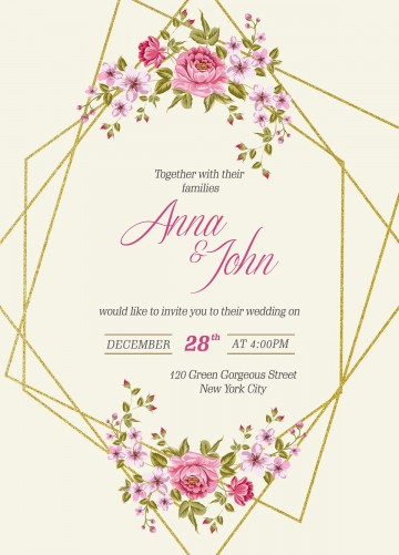 007 Outstanding Free Download Invitation Card Template Psd Image  Indian Wedding360