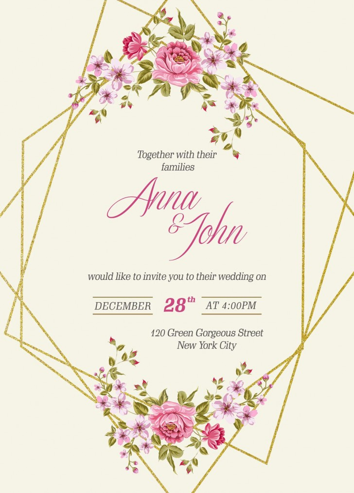 007 Outstanding Free Download Invitation Card Template Psd Image  Indian Wedding728