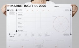 007 Outstanding Free Marketing Plan Template Picture  Music Download Digital Pdf Excel
