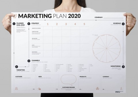 007 Outstanding Free Marketing Plan Template Picture  Hubspot Download Ppt480