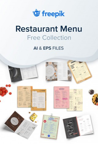 007 Outstanding Free Menu Template Download Example  Beauty Parlour Card Html Design Restaurant320