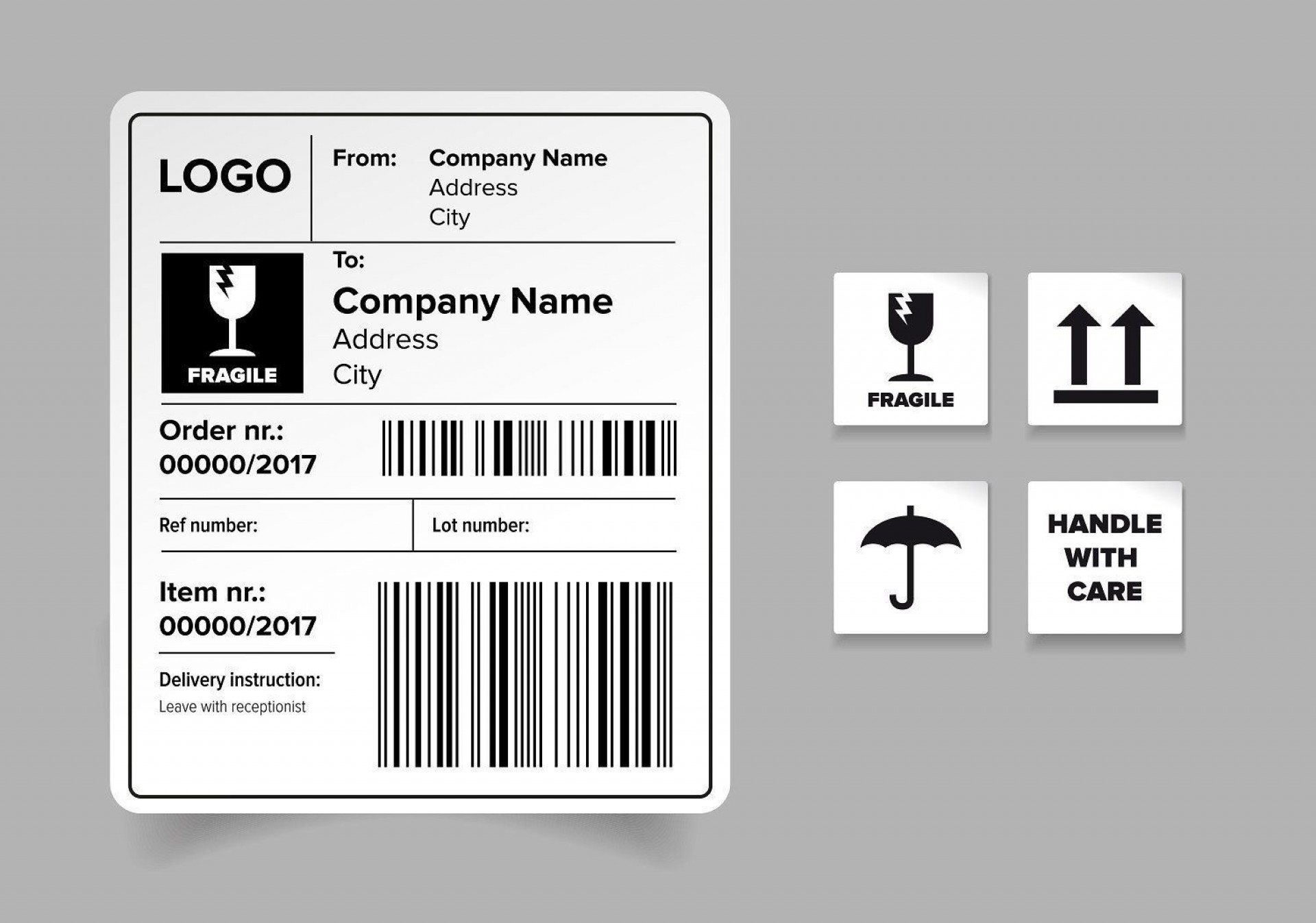 007 Outstanding Free Shipping Label Template Photo  Templates Usp Avery Word1920