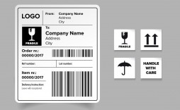 007 Outstanding Free Shipping Label Template Photo  Templates Usp Avery Word