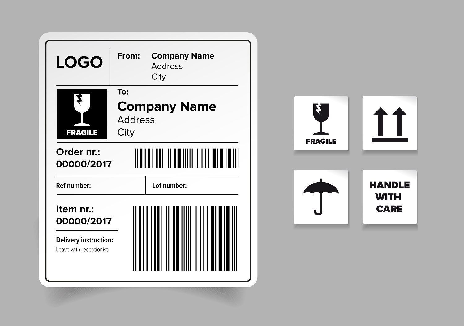 007 Outstanding Free Shipping Label Template Photo  Templates Usp Avery WordFull