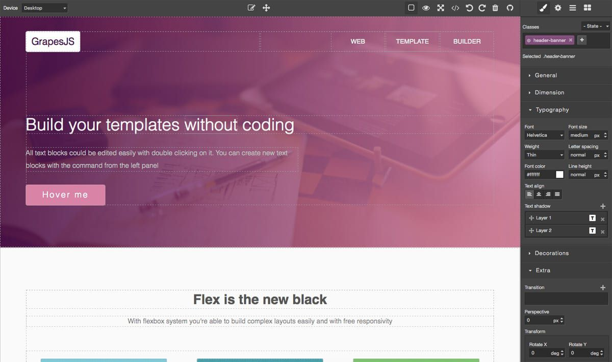 007 Outstanding Open Source Website Template Idea  Templates Web Free Ecommerce PageFull