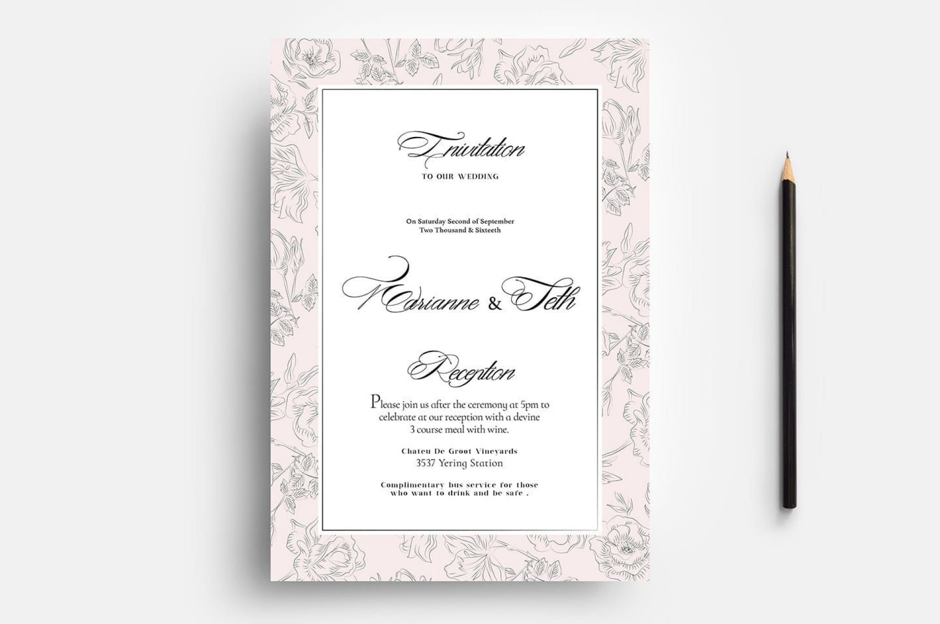 007 Outstanding Wedding Order Of Service Template Free Download Idea  Downloadable That Can Be Printed1920