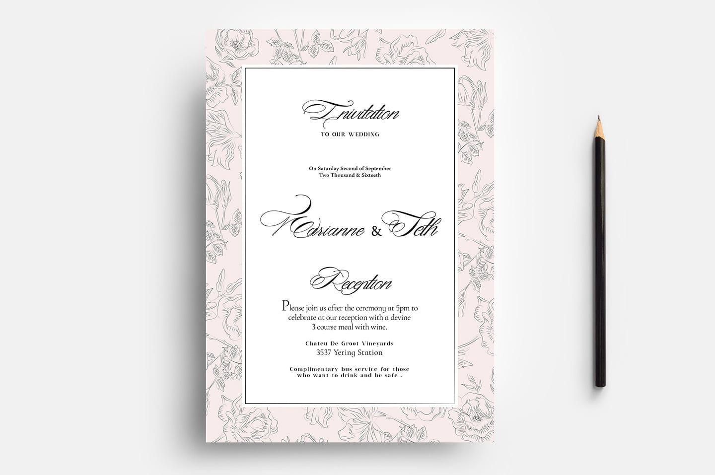 007 Outstanding Wedding Order Of Service Template Free Download Idea  Downloadable That Can Be PrintedFull