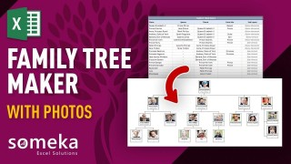 007 Phenomenal Excel Family Tree Template Photo  10 Generation Download Free Editable320