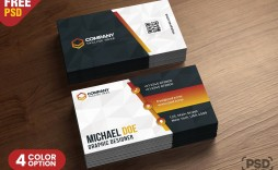007 Phenomenal Free Busines Card Design Template Photo  Templates Visiting Download Psd Photoshop