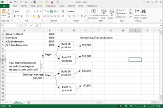 007 Phenomenal Free Decision Tree Template In Word Or Excel Sample 320