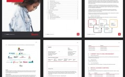 007 Phenomenal Microsoft Word Portfolio Template High Definition  Career Professional Free Download