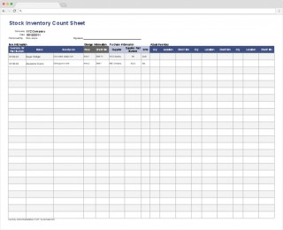 007 Phenomenal Office Supply Inventory Template Design  List Excel Medical320