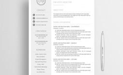 007 Phenomenal Resume Reference Template Microsoft Word Image  List