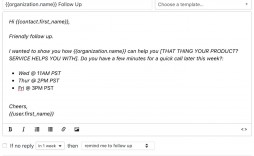 007 Phenomenal Write Follow Up Email After No Response Highest Clarity