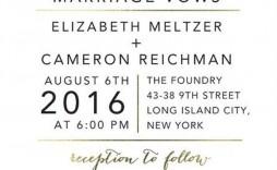 007 Rare Formal Wedding Invitation Wording Template Sample  Templates