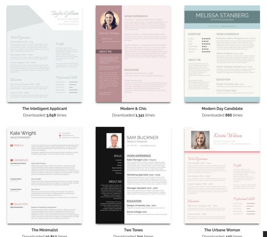 Microsoft Free Resume Template from www.addictionary.org
