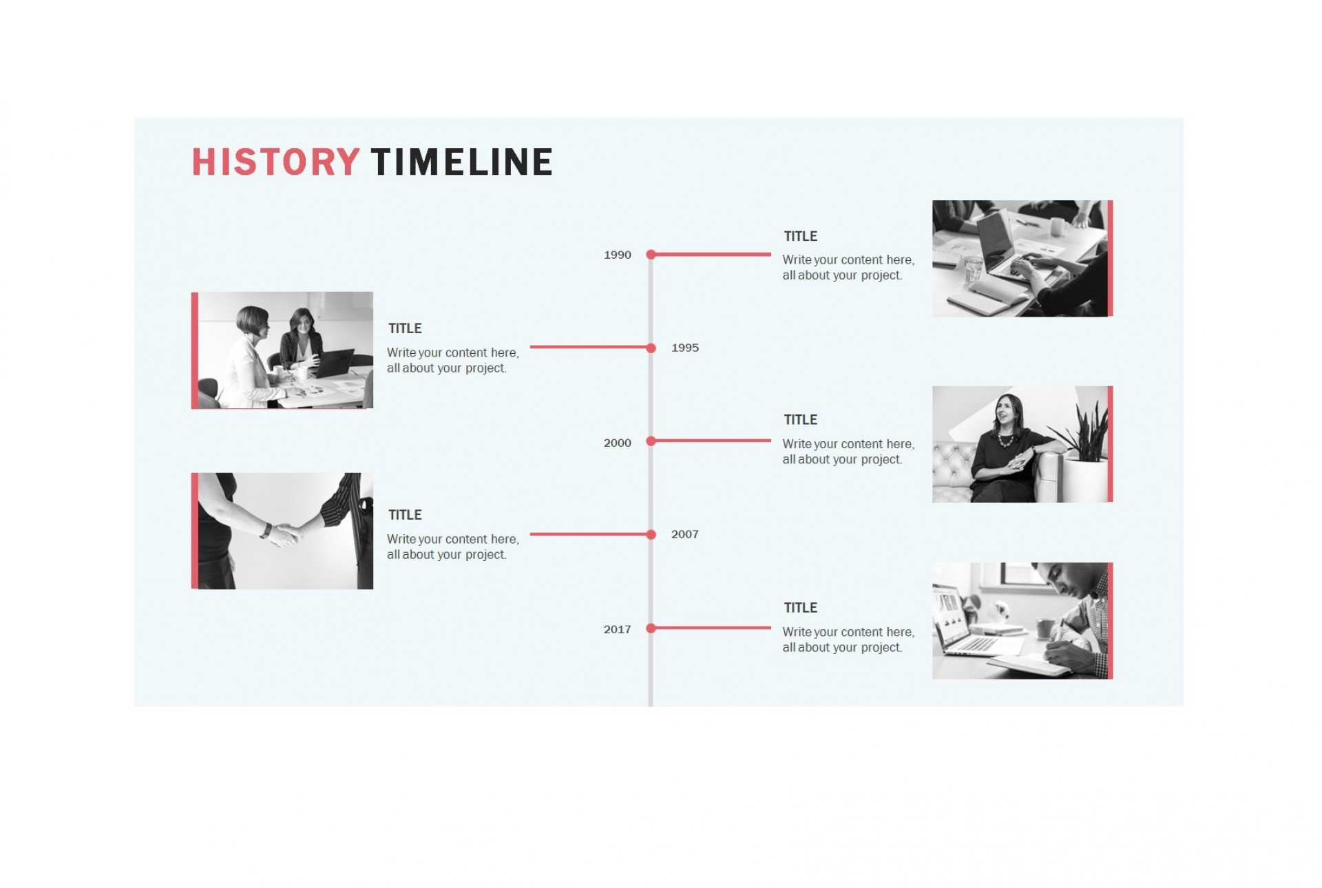 007 Rare Vertical Timeline Template For Word Inspiration  Blank1920