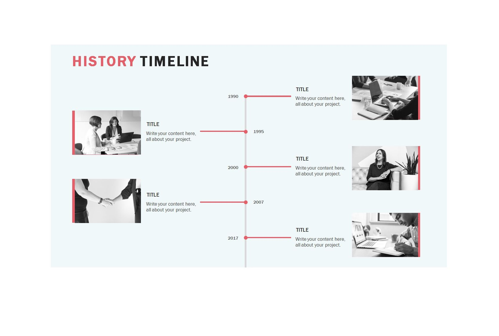 007 Rare Vertical Timeline Template For Word Inspiration  BlankFull