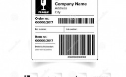 007 Remarkable Free Shipping Label Format High Definition
