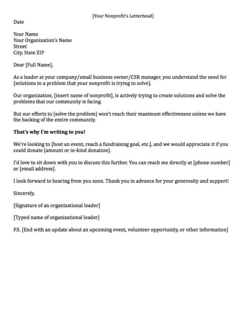 007 Remarkable Fund Raising Letter Template High Resolution  Templates Example Of Fundraising Appeal For Mission Trip UkFull