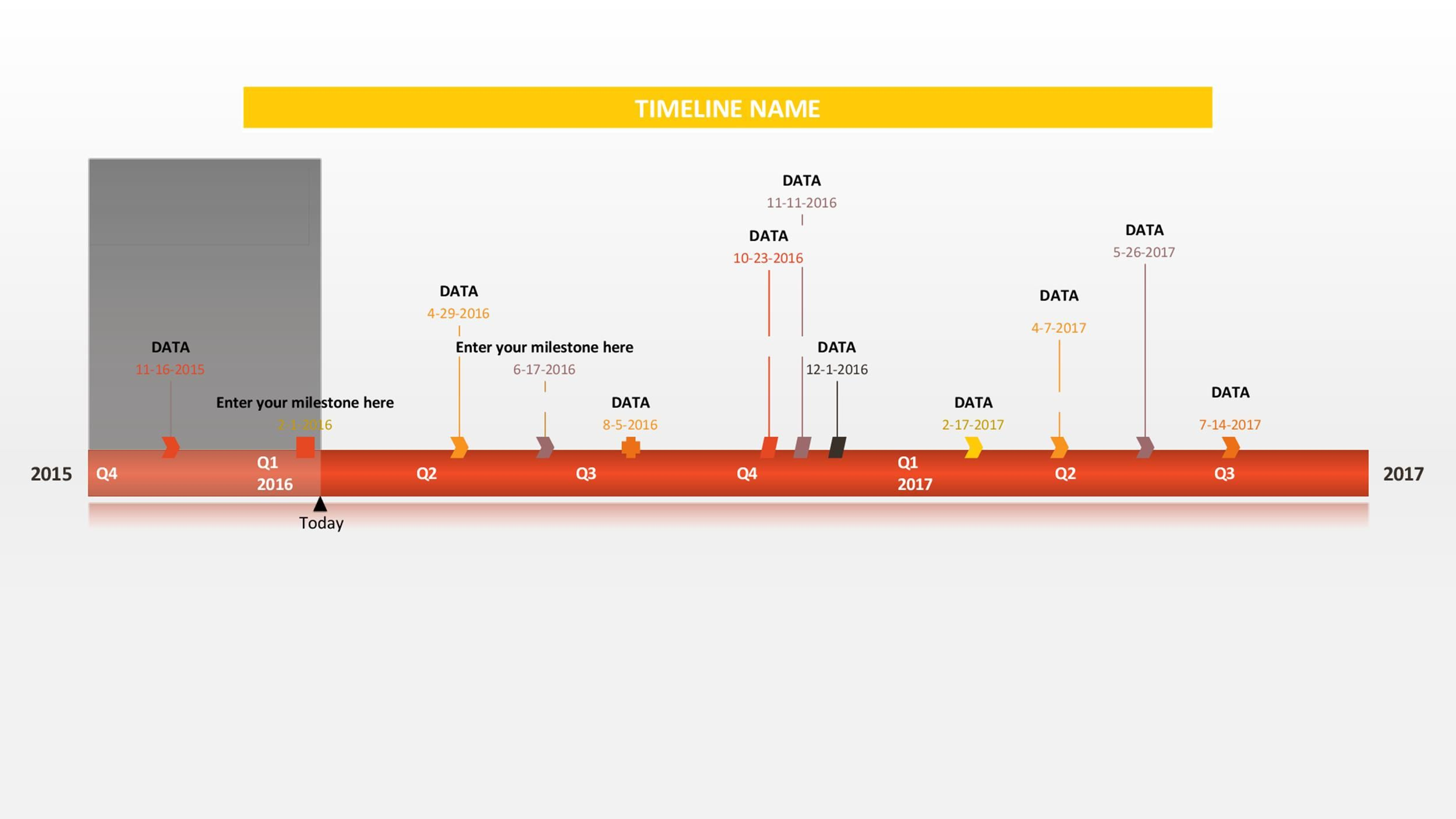 007 Remarkable Timeline Template For Word 2016 Picture Full