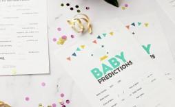 007 Sensational Baby Shower Printable Girl Idea  Sheet Cake Cute For A