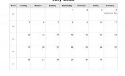 007 Sensational Blank Monthly Calendar Template Google Doc Inspiration  Docs