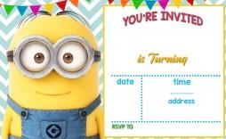 007 Sensational Free Online Birthday Invitation Maker Printable Highest Quality  1st Card