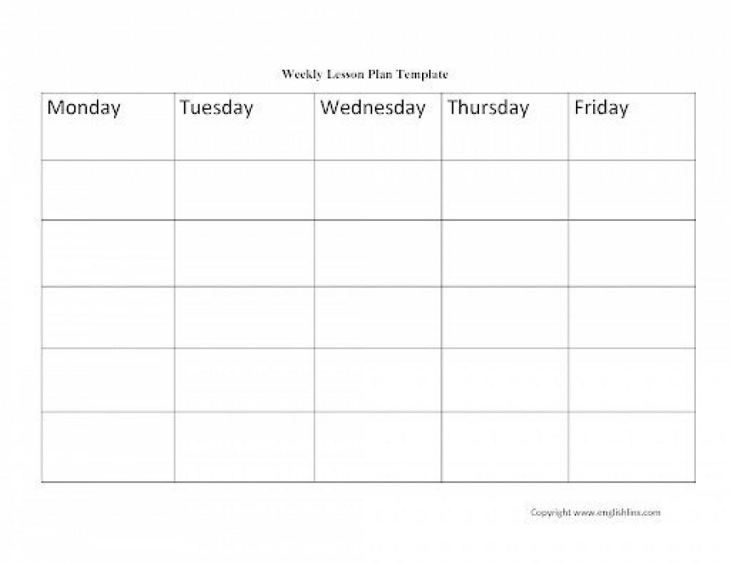 007 Sensational Free Printable Preschool Weekly Lesson Plan Template Picture  KindergartenLarge