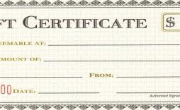 007 Sensational Gift Certificate Template Pdf Design  Massage Christma Printable