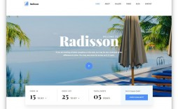 007 Sensational Hotel Website Template Html Free Download Concept  With Cs Responsive Jquery And Restaurant