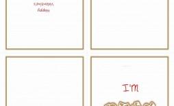 007 Sensational Quarter Fold Card Template Publisher Concept