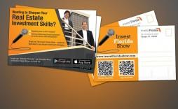 007 Sensational Real Estate Postcard Template Inspiration  Templates Design For Photoshop Commercial