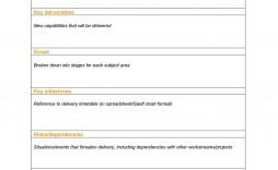 007 Sensational Simple Project Management Plan Template Excel High Resolution