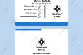 007 Sensational Simple Visiting Card Design Photo  Calling Busines Template Free In Photoshop
