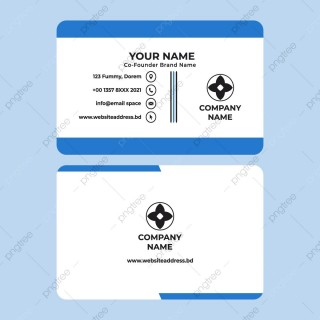 007 Sensational Simple Visiting Card Design Photo  Calling Busines Template Free In Photoshop320