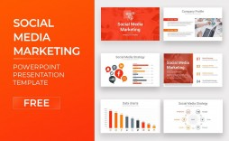 007 Sensational Social Media Marketing Template Picture  Pdf Website Free Download Calendar 2020