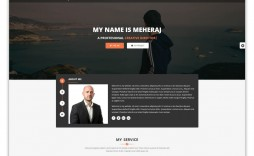 007 Sensational Web Developer Portfolio Template Highest Quality  Templates Best Design Theme Free Wordpres