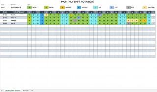 007 Sensational Work Schedule Format In Excel Download High Definition  Order Template Free320