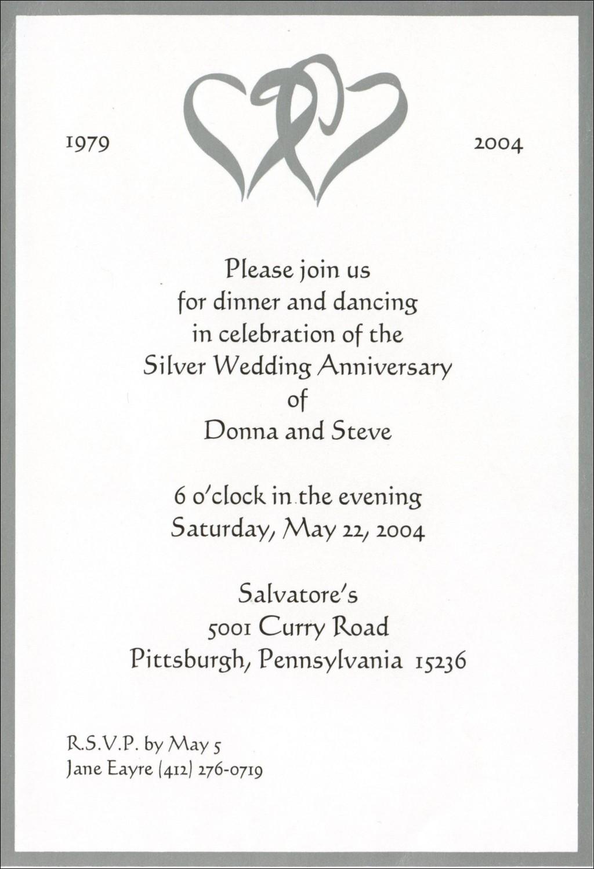 007 Shocking 50th Wedding Anniversary Invitation Template Free Download Image  GoldenLarge