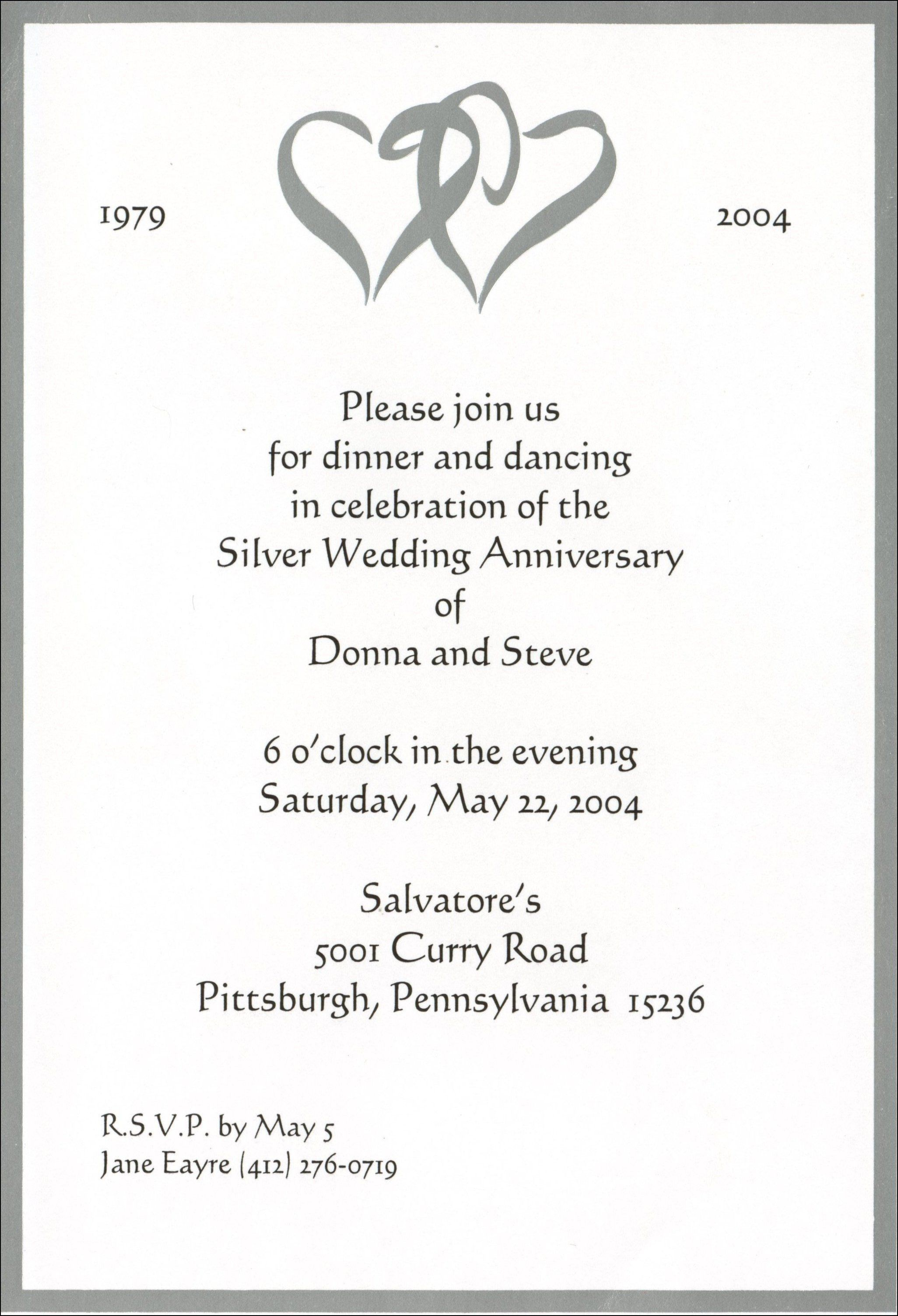 007 Shocking 50th Wedding Anniversary Invitation Template Free Download Image  GoldenFull