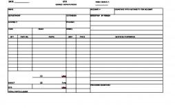 007 Shocking Auto Repair Invoice Template Free Image  Excel Printable Pdf