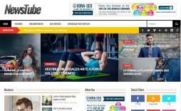 007 Shocking Best Free Responsive Blogger Theme High Def  Template 2019 2020 Wordpres Blog